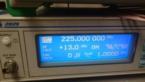 Signal Generator 225MHz